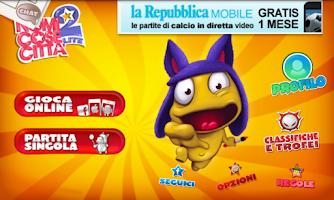 Screenshot of Nomi Cose Città 2 ONLINE Lite