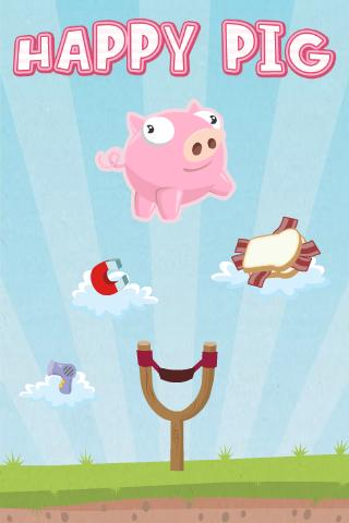 Happy Pig Lite - screenshot