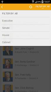 AK State Legislature Guide - screenshot thumbnail