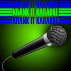 Krank It Karaoke Kafe icon