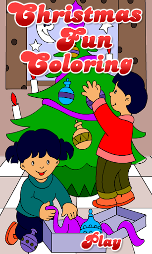Coloring Christmas Fun