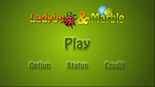Ladybug and Marble