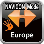 NAVIGON Europe MODE
