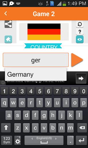無料益智Appのワールドクイズ|記事Game