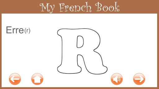 玩免費教育APP|下載我的法文字母 app不用錢|硬是要APP