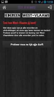 Iedereen West-Vlaams - screenshot thumbnail