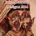 Bridal Mehndi Designs 2014 icon