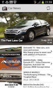 Car News (offline video)- screenshot thumbnail
