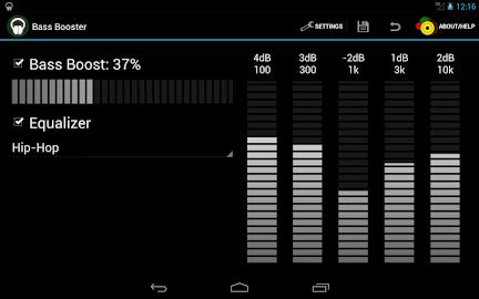 Bass Booster Screenshot 10