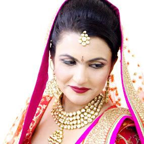Moments  by Shrey Chohan - Wedding Bride ( love, wedding, candid, bride )