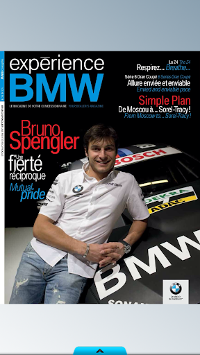 Experience BMW Laval