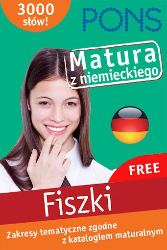 Fiszki - matura niemiecki Free