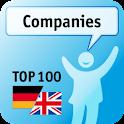 100 Companies Keywords logo