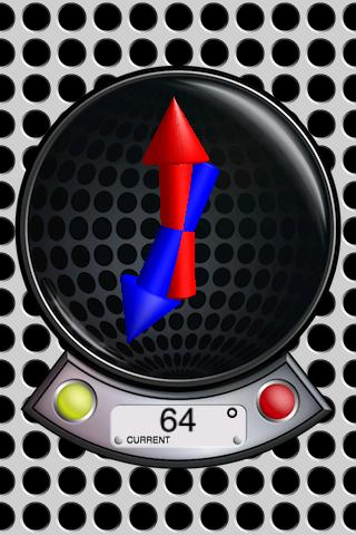 3D Compass and Magnetometer- screenshot