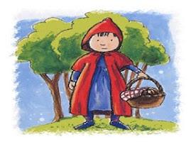 Screenshot of Kırmızı Başlıklı Kız Masalı
