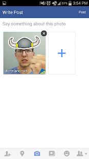 Intel® Selfie App for Android - screenshot thumbnail