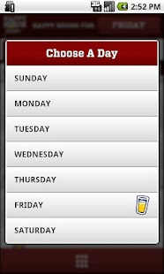 Happy Hour Finder - screenshot thumbnail
