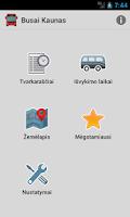 Screenshot of Busai Kaunas