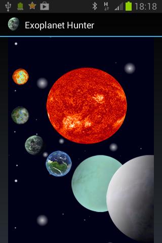 Exoplanet Hunter