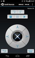 Screenshot of Swift Remote