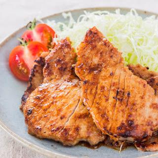Buta no Shōgayaki (Ginger Pork)