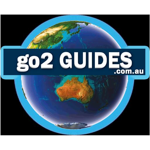 go2 GUIDES LOGO-APP點子