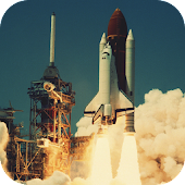 Rocket Launch Live Wallpaper