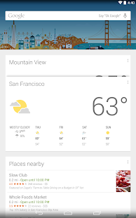 Google Now Launcher Screenshot 30
