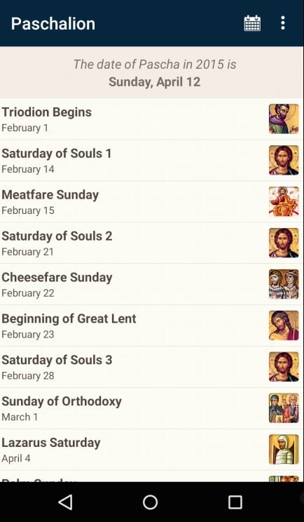 Daily Readings Plus- screenshot