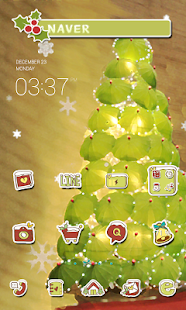 Umbrella Tree dodol theme - screenshot thumbnail