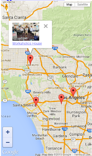 Hollywood Filming Locations