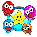Pop Smiley Balloons icon