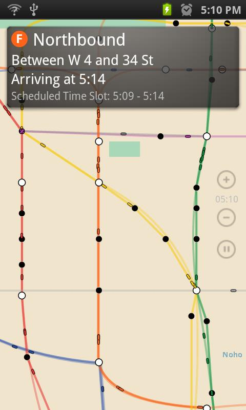 Transit Sharpener NYC - screenshot