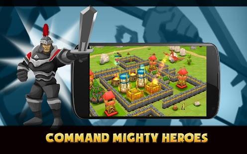 Greed for Glory: War Strategy - screenshot thumbnail