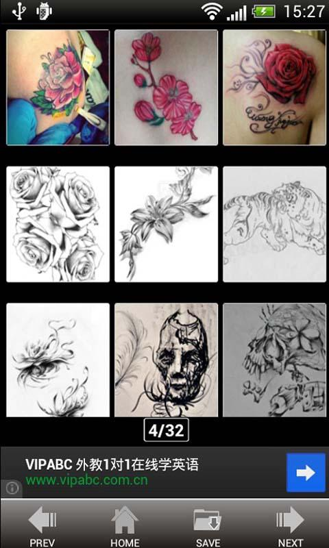 Tattoo Art Designs - Pro - screenshot