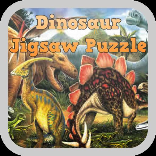 Dinosaur Jigsaw puzzle LOGO-APP點子