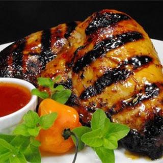 Cherry Bomb BBQ Chicken