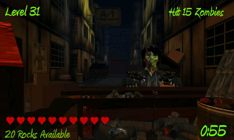 Zombie Stoner - screenshot