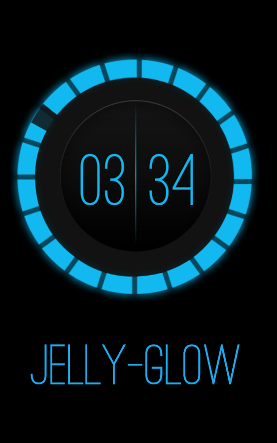 UCCW Skin - Jelly Glow - screenshot
