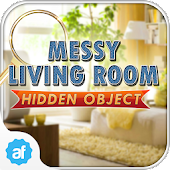 Hidden Object Messy Room