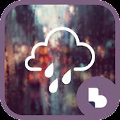 비오는 창가 버즈런처 테마 (홈팩)