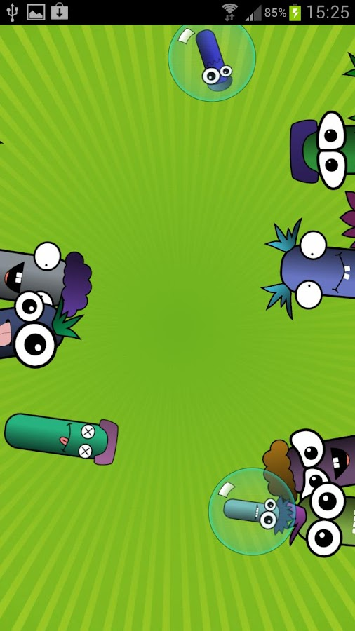 Worm Puncher - screenshot