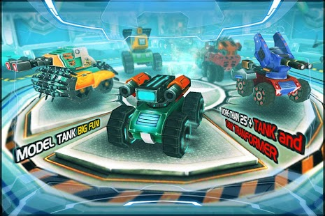 Racing Tank 2 - screenshot thumbnail