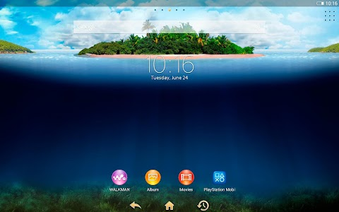 XPERIA™ Tropical v1.0.0
