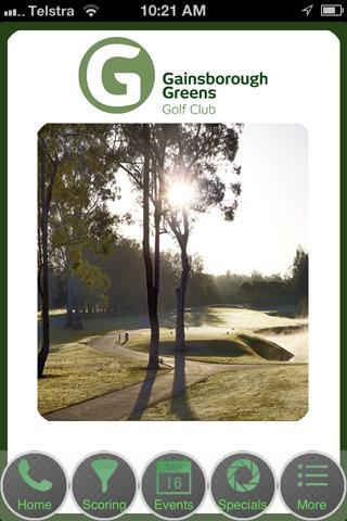 Gainsborough Greens Golf Club