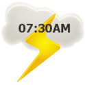 WeatherAlarm icon