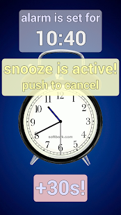 Simplest Alarm-clock Ever - screenshot thumbnail