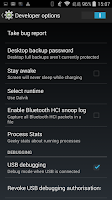Screenshot of USB Debugging Helper