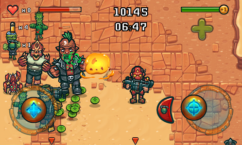 Galaxy Recon: Zombie on Fire v1.0.7