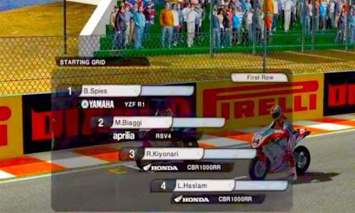 Moto Racing Speed Bike